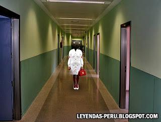 Enfermera sin cabeza