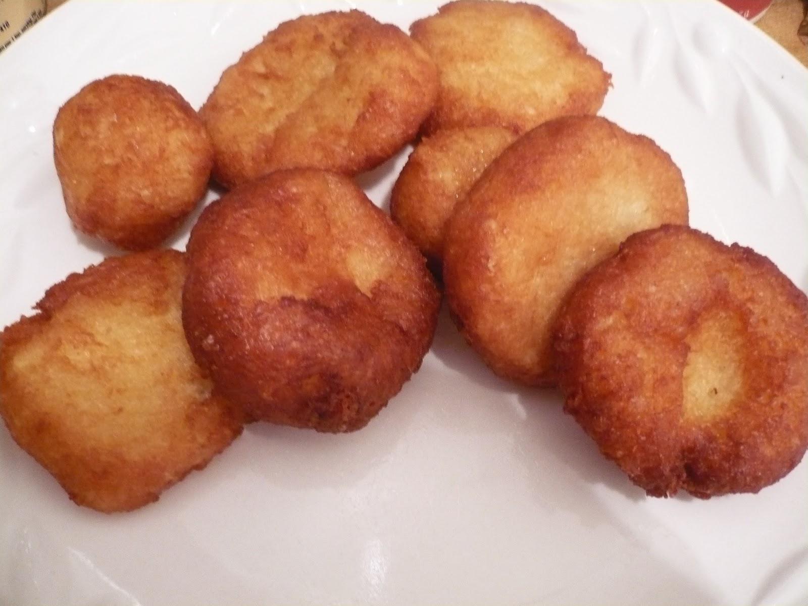 Little global kitchen buuelos de yuca cassava donuts forumfinder Choice Image