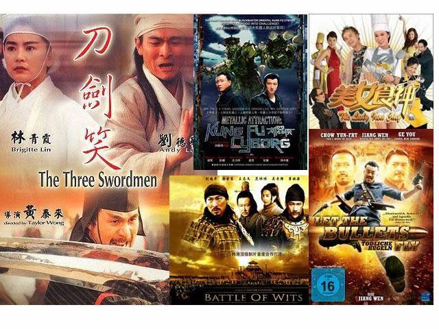 Filem-filem Hong Kong Menarik Khas Tahun Baharu Cina Di Tv2