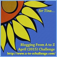 2015 A to Z Blogging Challenge Participant