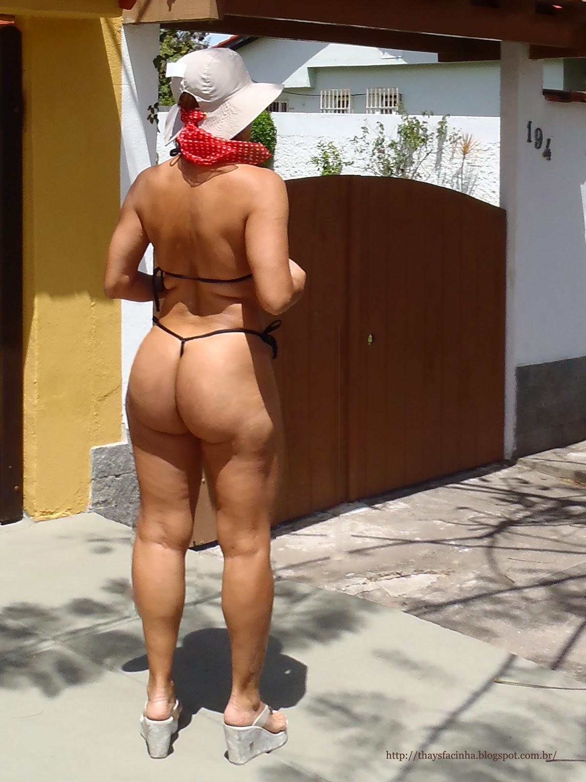 Esposa puta en lycra