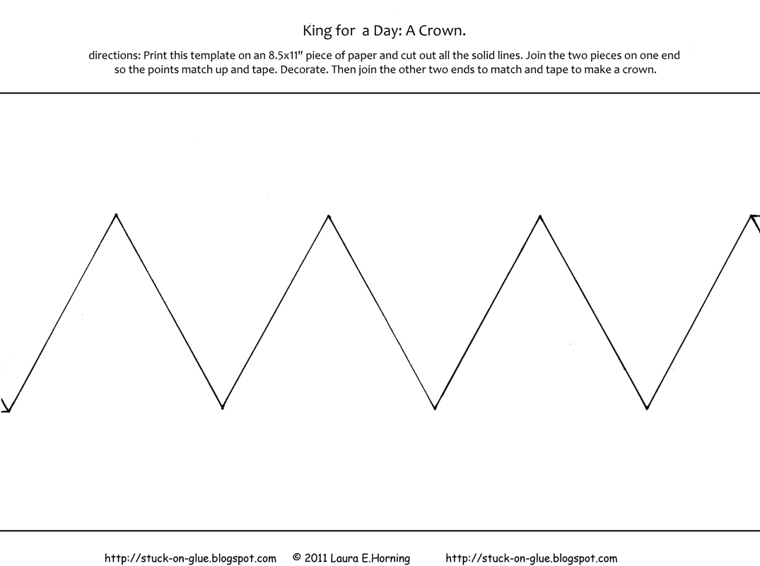 King crown template : Exchange rate lira