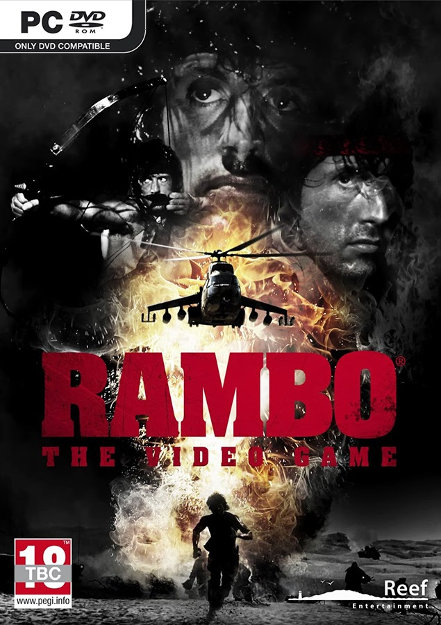 Rambo: The Video Game 2014 PC Game Direct Download