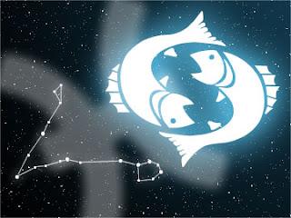 Constelación de Piscis, imagen y símbolo del signo