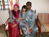 My Big Brother n Siste in law n yaya