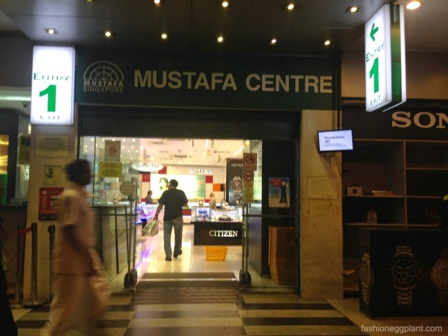 mustafa centre - 24 hour shopping in singapore | Fashion Eggplant