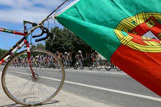Imagen de la séptima etapa de la Volta a Portugal