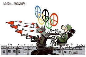 Señales que apuntan a un evento de falsa bandera en los juegos Olimpicos 2012