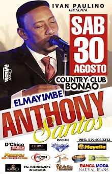 DJ HENRY PRESENTA AL BACHATU EN EL COUNTRY CLUB DE BONAO