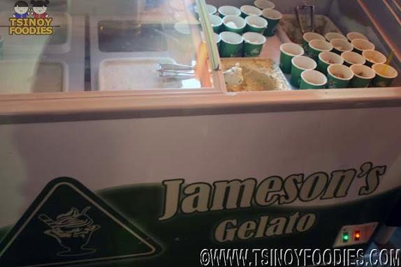 jamesons gelato