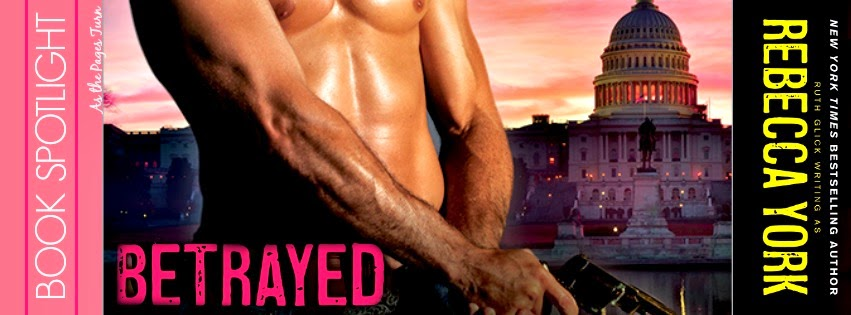 Book Spotlight + Giveaway – Betrayed by Rebecca York