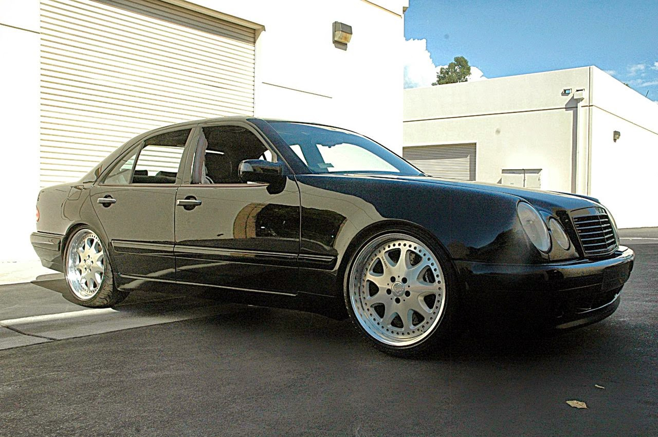 mercedes benz w210 e420 by renntech benztuning. Black Bedroom Furniture Sets. Home Design Ideas