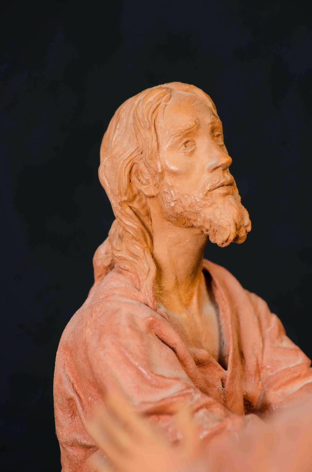 Discípulos de Emaús Semana Santa Jumilla Murcia escultura 8