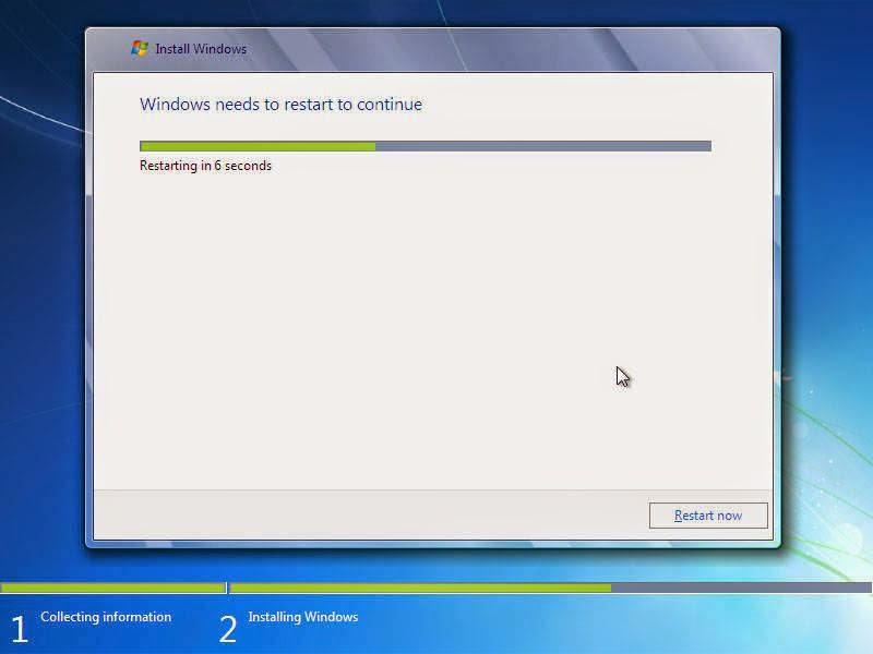 cara membuat flashdisk menjadi windows installer