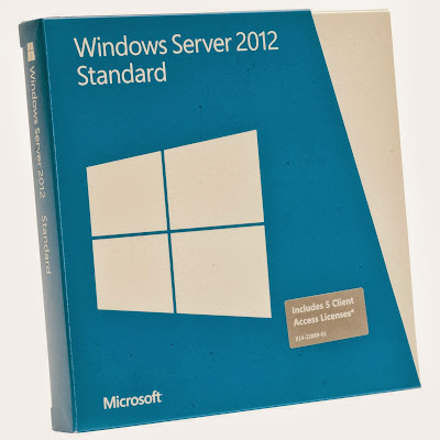 Microsoft Windows Server 2012 Standard x64