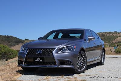 2013 Lexus LS 460 Picture