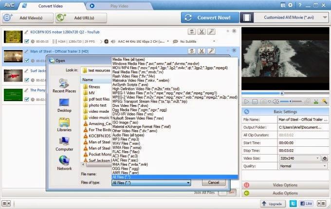 Конвертеры видео и аудио для компьютера скачать бесплатно.