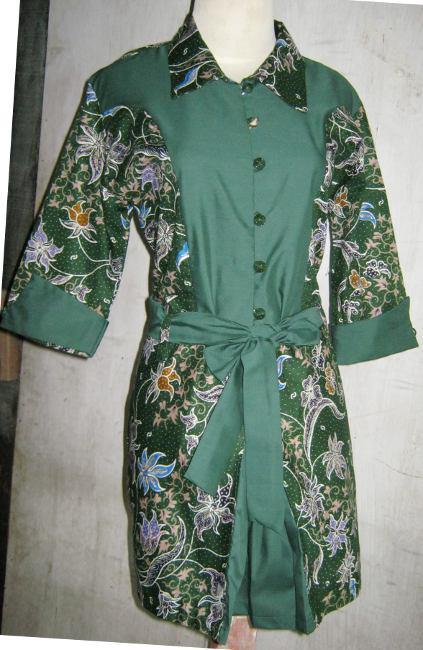 Blus Katun Batik Terbaru