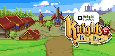 APK FILES™ Knights of Pen & Paper APK v1.45 ~ Full Cracked
