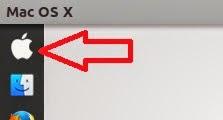 Tema Mac OSX Ubuntu