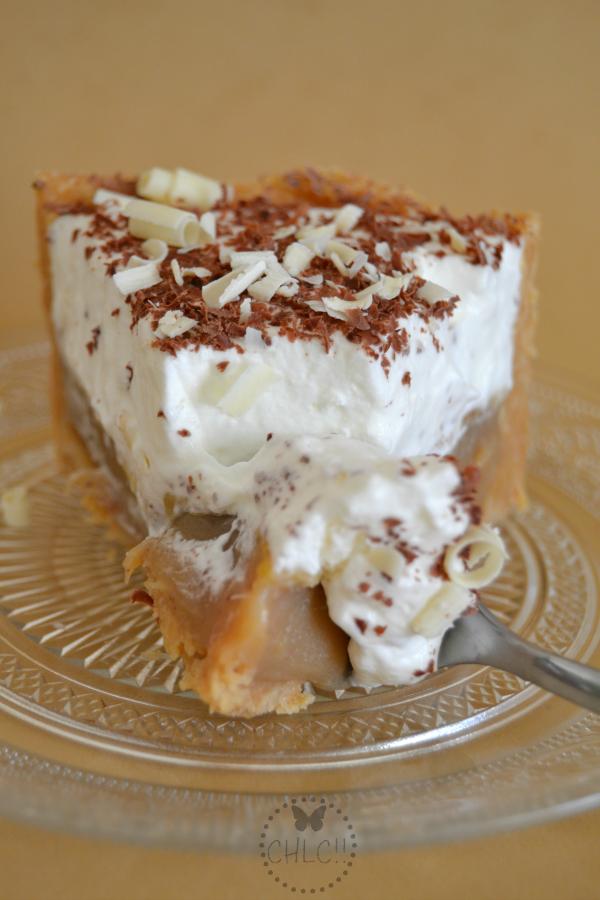 tarta-de-platano-nata-y-caramelo