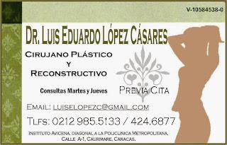 DR. LUIS E. LOPEZ CASARES en Paginas Amarillas tu guia Comercial