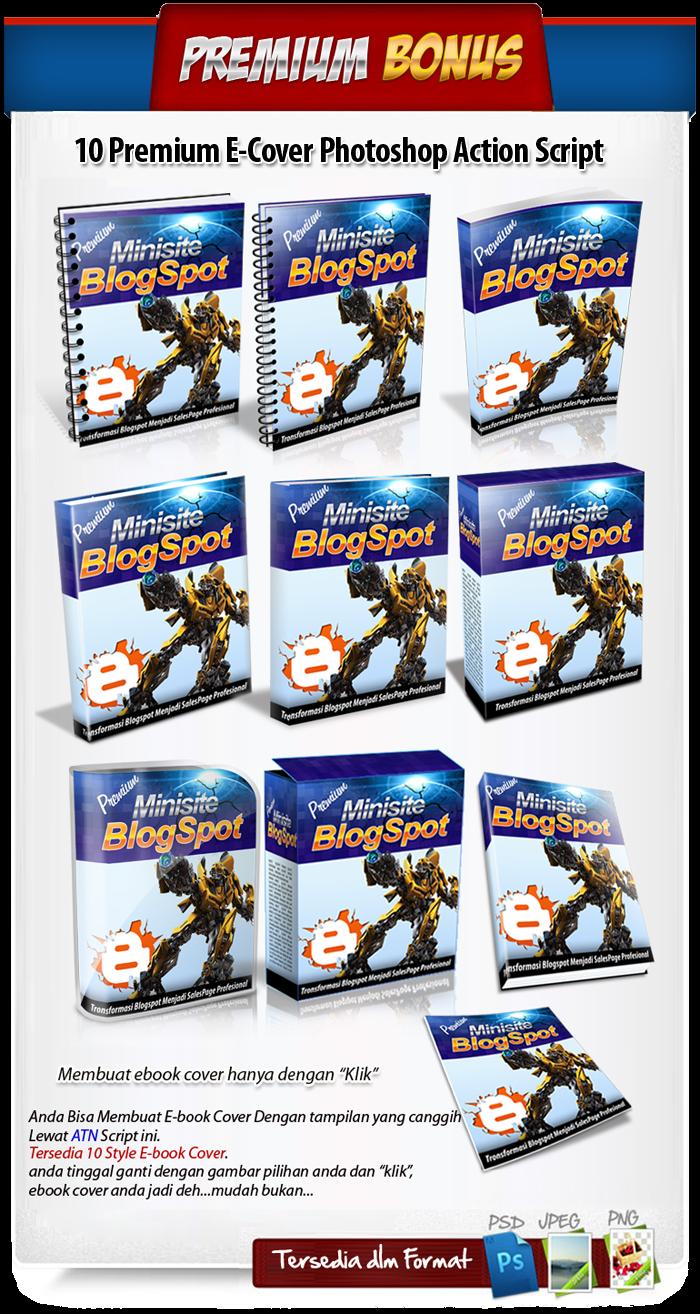 Bonus script cover ebook