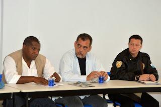 Secretário M. de Segurança Pública, Marcos Antonio da Luz, participa de reunião com a CBF