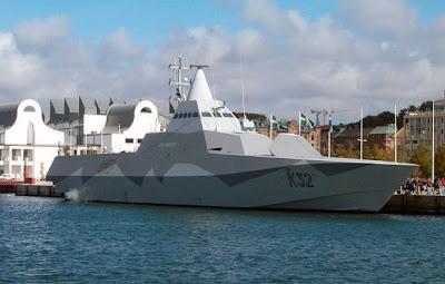 Korvet Kelas Visby