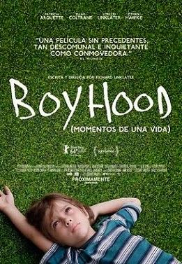 ver Boyhood / Momentos de una vida / 2014