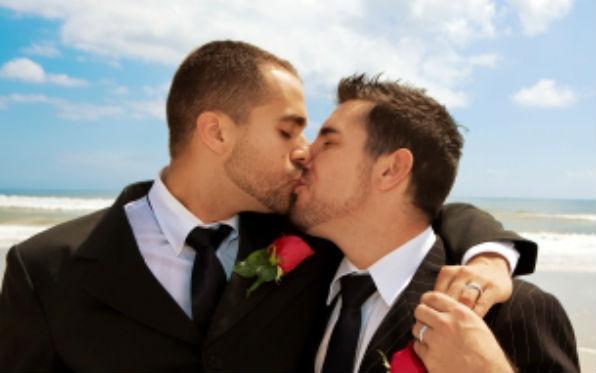 Гей брак фото