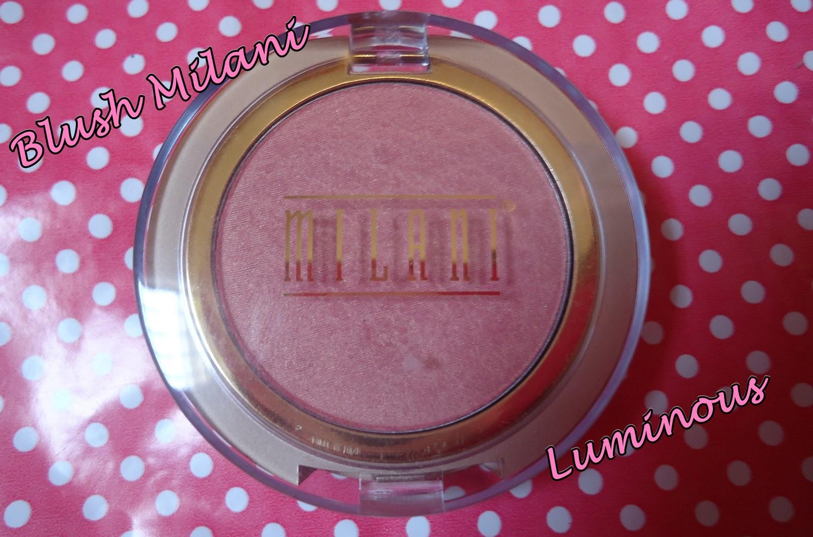 blush milani luminous