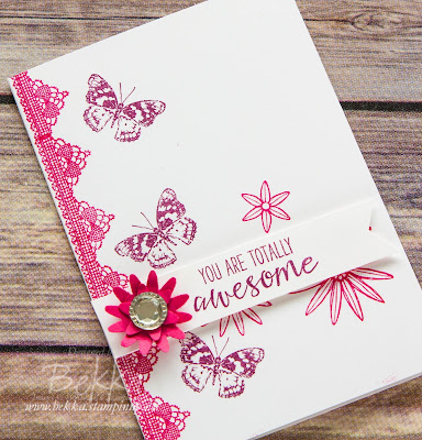 You Are Totally Awesome Grateful Bunch Notecard - check it out here