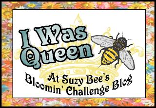 Suzy Bee's Bloomin Challenge Blog