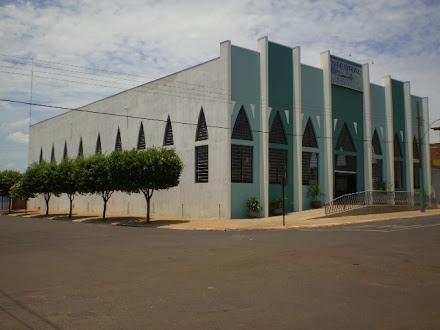SEDE  ASS.DE  DEUS  BELEM, MUARAMA MG  CATEDRAL  DA  BENÇÃO