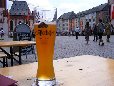 Bere nefiltrata in Frankfurt
