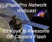 FREE Speed-lighting Webcast!