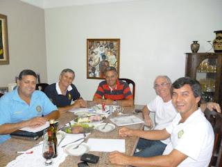Reunião da Comissão de Programas da Fundação Rotária