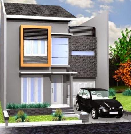 Design Exterior Rumah Minimalis Modern yang Elegan