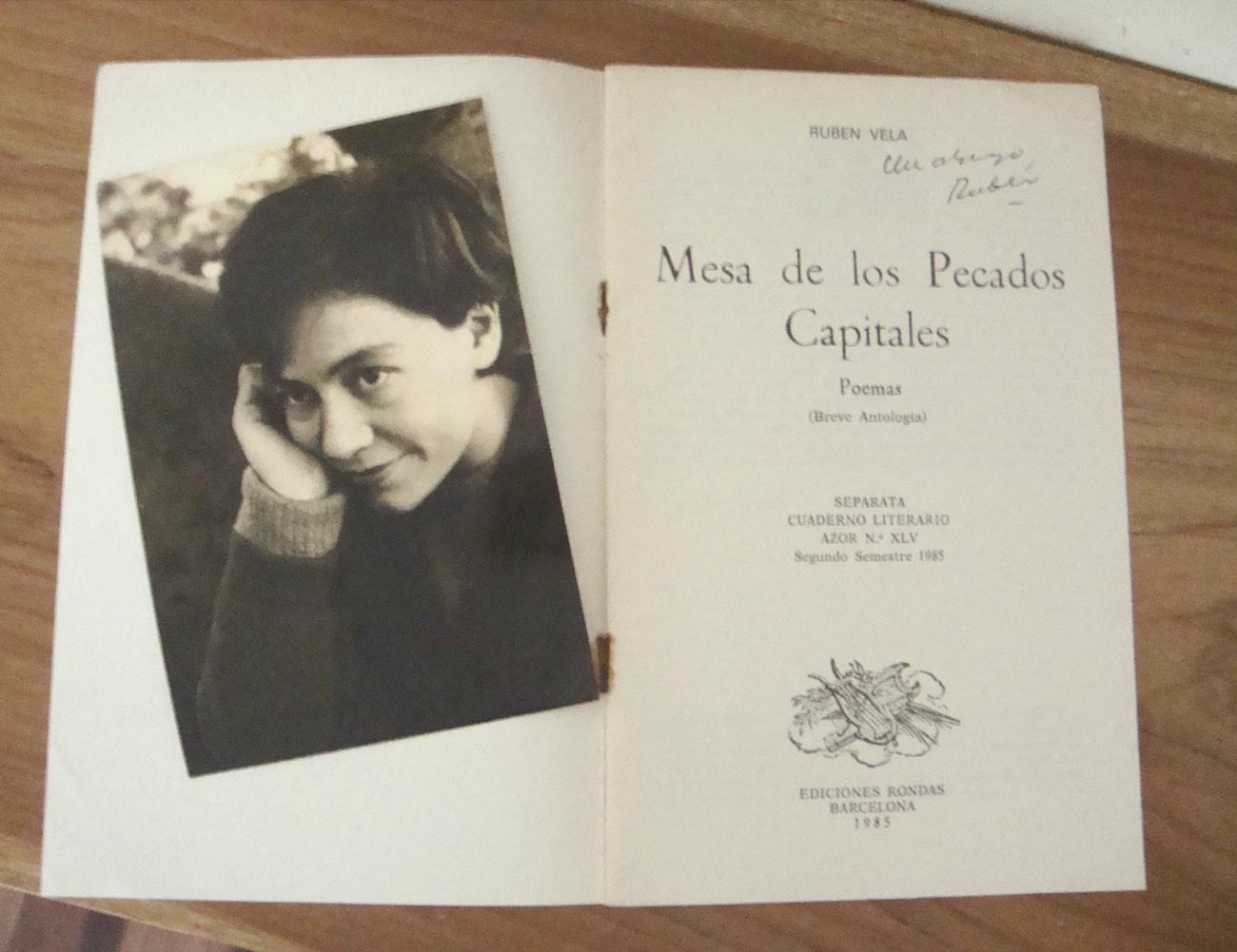 Alejandra pizarnik - La mesa de los pecados capitales ...
