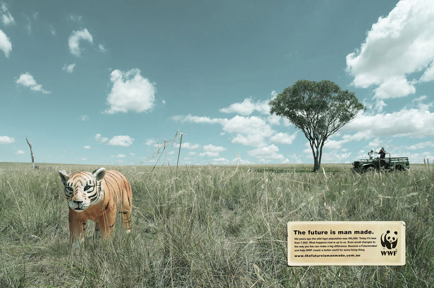 WWF: The Future Is Man Made