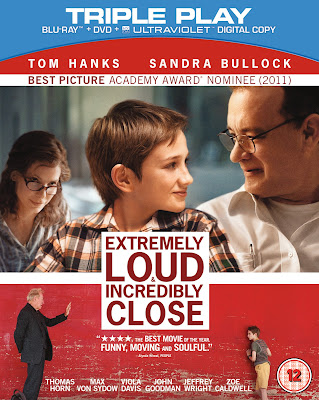 Extremely Loud and Incredibly Close, DVD