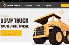 Dump Truck: servicio de almacenamiento de archivos en la nube que ofrece 5 Gb. gratis
