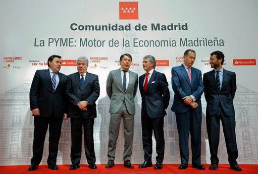 Ignacio Gonzalez jornada Pyme