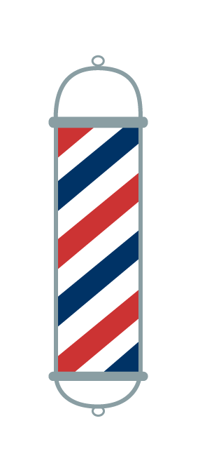 Logger.Bloggers: Free Vector Barber Pole!