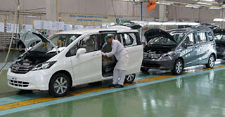 Lowongan Kerja 2013 Terbaru 2013 PT Honda Prospect Motor - D3 dan S1