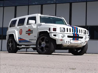 Hummer H3 V8 Kompressor Wallpapers