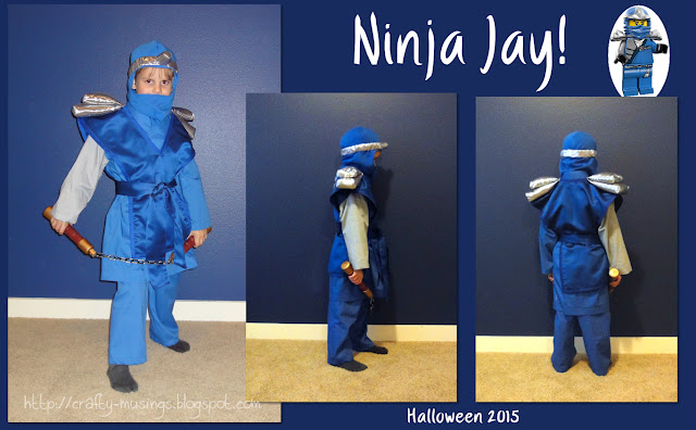 Ninja Jay collage