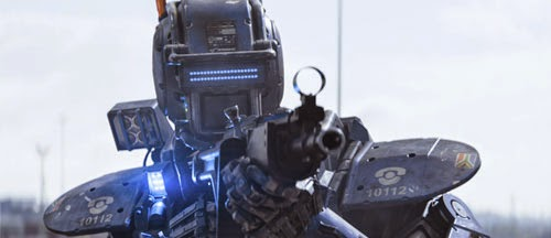 Chappie movie images