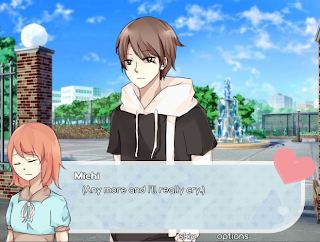 Get Dumped visual novel review